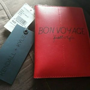 Kendall and Kylie Passport Cover/Wallet